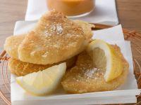 Sellerieschnitzel mit Paprikasauce