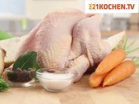 Simple Hühnerbrühe