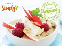 Veganes Frühstück - simply V
