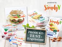 100 Eat Smarter Leser haben Simply V getestet