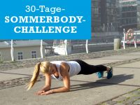30-Tage-Sommerbody-Challenge