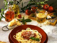 Spaghetti Bolognese klassisch