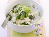 Kochbuch für Spargel-Risotto Rezepte