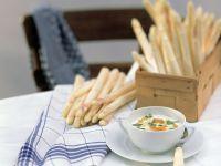 Kochbuch für Spargelsuppe-Rezepte