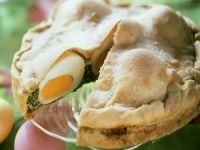 Spinat-Eier-Torte zu Ostern