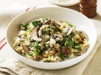Kochbuch für Spinat-Risotto-Rezepte