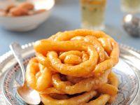 Süße Kringel für den Ramadan