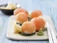 Sushi-Bällchen
