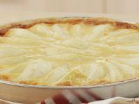 Tarte mit Birnen zubereiten