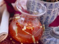 Thailändische scharfe Sauce