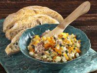 Thunfisch-Karotten-Aufstrich