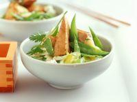 Thunfisch mit Gemüse