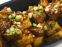 Tofu in Bohnensauce