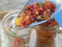 Tomaten-Orangen-Chutney