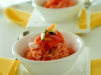 Tomaten-Reis