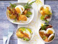 Hartgekochte Eier 13 Mal anders