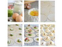 Schritt-für-Schritt Anleitung zum Tortellini selber machen