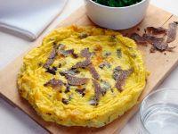 Trüffel-Omelett