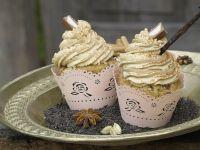 Vanilla Chai Latte Cupcake