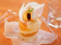 Vanille-Aprikosencreme