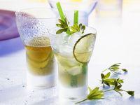 Waldmeister-Cocktail