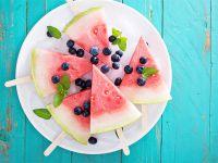 Eis light: Wassermelonen-Eis