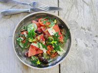 Wassermelonensalat-Rezepte