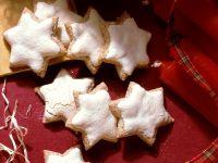 Weihnachtsplätzchen ohne Butter