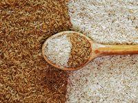 Weißer Reis vs. Brauner Reis