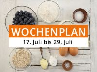Wochenplan KW 29