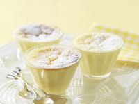 Zitronen-Soufflés
