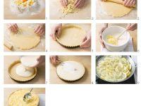 Zitronenkuchen nach italienischer Art