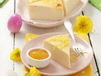 Zitroniger Käsekuchen
