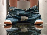 Zöliakie Symptome: Durchfall und Verstopfung