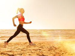 Joggen ist gesund – selbst, wenn man nur kurz läuft. © Jonas Glaubitz - Fotolia.com