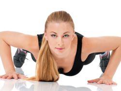 So werden Sie fit mit dem 7-Minuten-Workout. © DenisNata - Fotolia.com