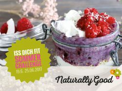Iss dich fit Sommer-Challenge