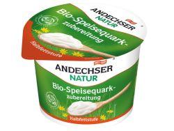 Natur Bio-Speisequarkzubereitung von Andechser Molkerei Scheitz GmbH