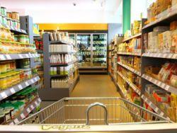Einkaufen im Veganz © Veganz