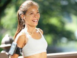 Joggen mit den besten Fitness-Apps! © Maridav - Fotolia.com