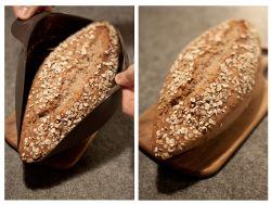 Brot backen in der Brotbackschale