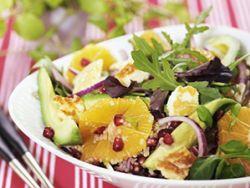Bunter Quinoasalat – einfach lecker!