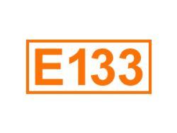 E 133 ein Farbstoff
