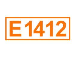 E 1412 ein Lebensmittelstabilisator