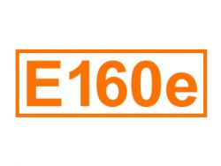 E 160 e ein Farbstoff
