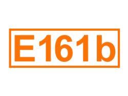 E 161 b ein Farbstoff