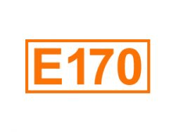 E 170 ein Farbstoff
