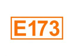 E 173 ein Farbstoff