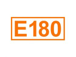 E 180 ein Lebensmittelfarbstoff