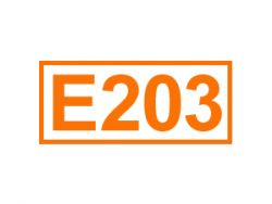 E 203 ein Konservierungsstoff